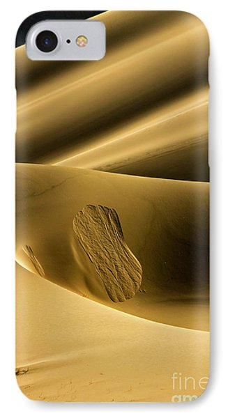 Sand Avalanche IPhone Case by Michael Cinnamond