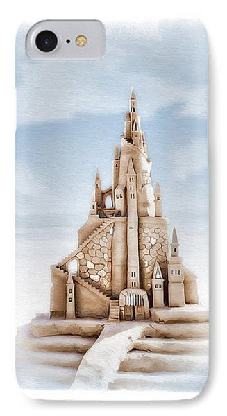 Sand Castle 2 IPhone Case