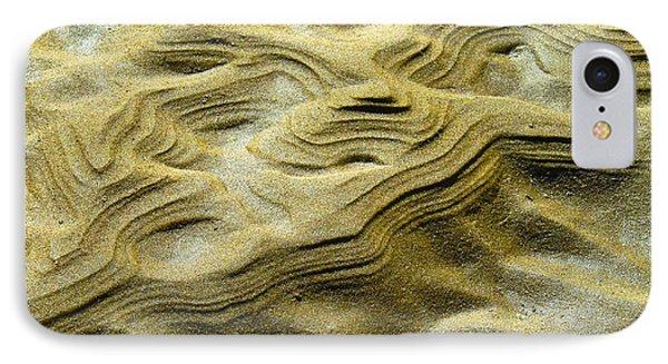 Sand Drift IPhone Case by Jocelyn Kahawai