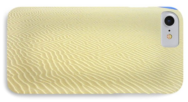 IPhone Case featuring the photograph Sand Dune by Ramona Johnston