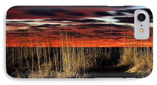 Sand Dune Sunrise IPhone Case