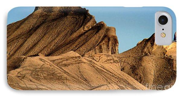 Sand Dunes In Capital Reef Phone Case by Eva Kato