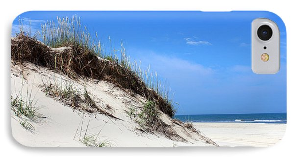 Sand Dunes Of Corolla Outer Banks Obx IPhone Case