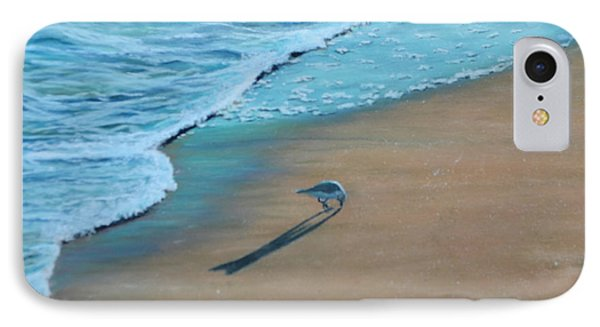 Sand Piper IPhone Case