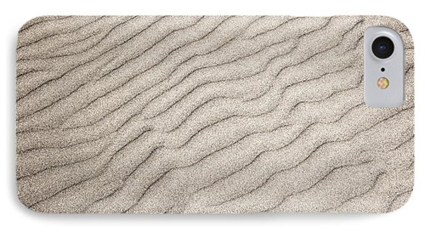 Sand Ripples Natural Abstract IPhone Case