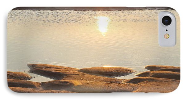 IPhone Case featuring the photograph Sand Shine by Robert Banach