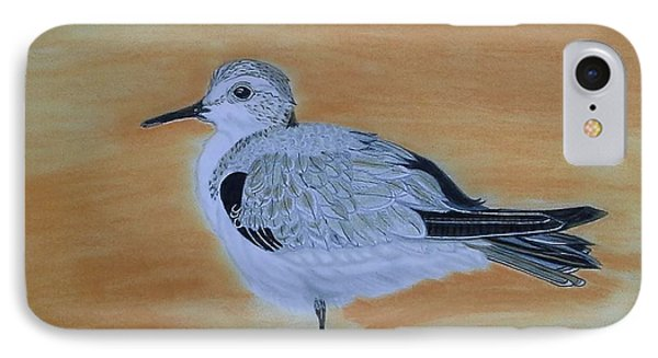 Sanderling IPhone Case by Tony Clark