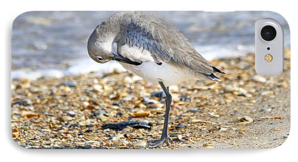 Sandpiper IPhone Case by Betsy Knapp