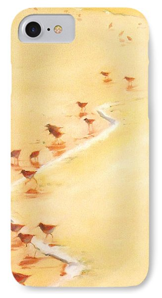 Sandpiper Promenage IPhone Case by Mary Hubley