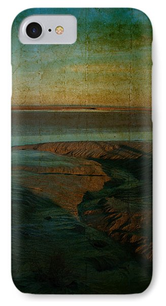 Sands At Mount St Michael IPhone Case by Karo Evans