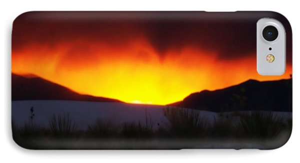 Sands Sunset  IPhone Case