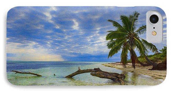Sandspur Beach IPhone Case