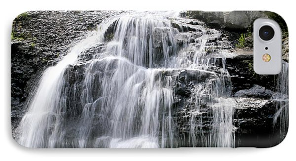 Sandstone Falls IPhone Case by Robert Camp
