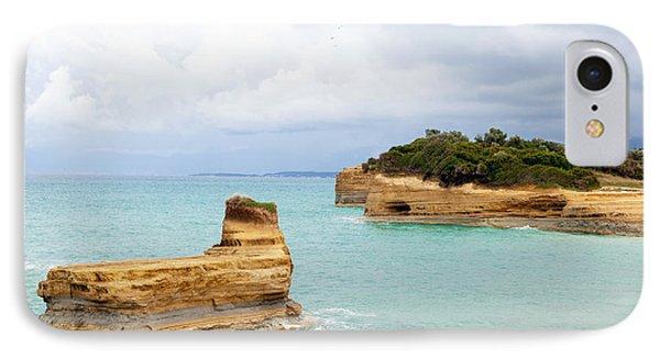 Sandstone Island IPhone Case