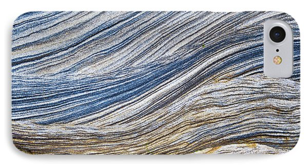 Sandstone Strata IPhone Case by Tim Gainey