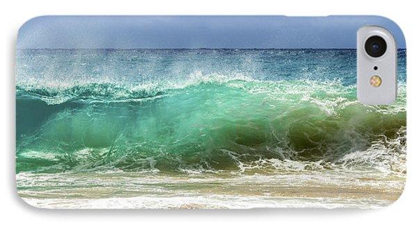 Sandy Beach Shorebreak 1 IPhone Case
