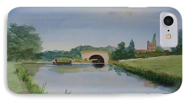 Sandy Bridge IPhone Case by Martin Howard