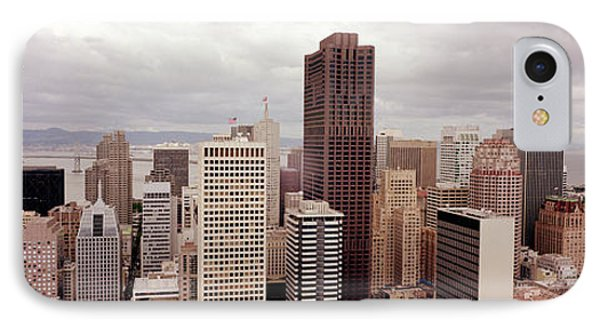 San Francisco Skyline IPhone Case by Jon Neidert