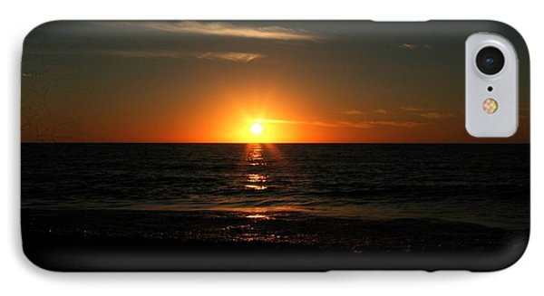 IPhone Case featuring the photograph Sanibel At Sunset by The Art of Alice Terrill