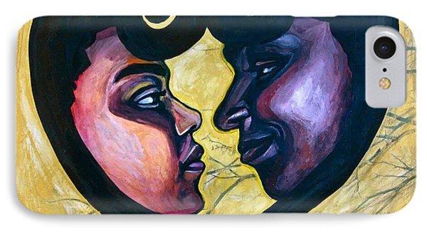 Sankofa Love IPhone Case