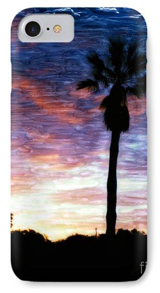 Santa Barbara Sunrise IPhone Case