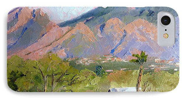 Santa Catalinas IPhone Case