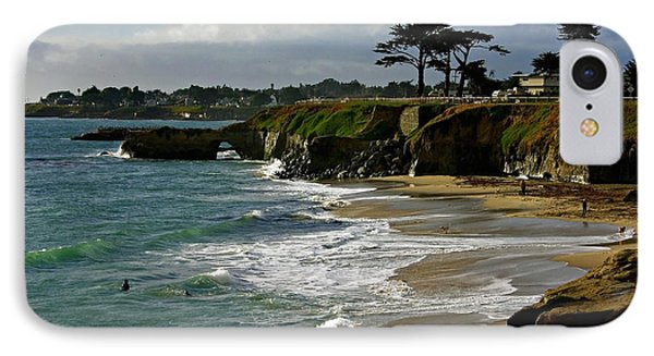 Santa Cruz Beach IPhone Case by Carol Groenen