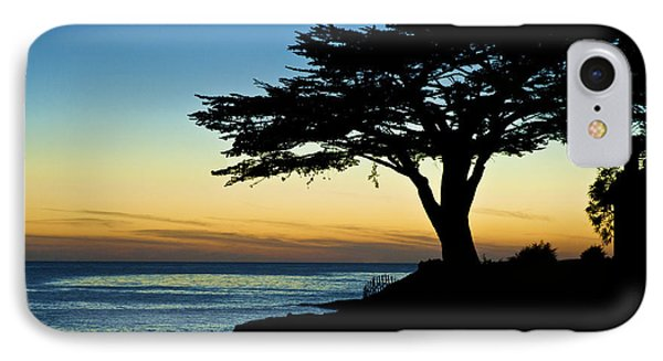 Santa Cruz California 3 IPhone Case