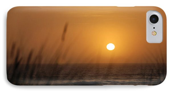 IPhone Case featuring the photograph Santa Cruz Sunset by Shane Kelly