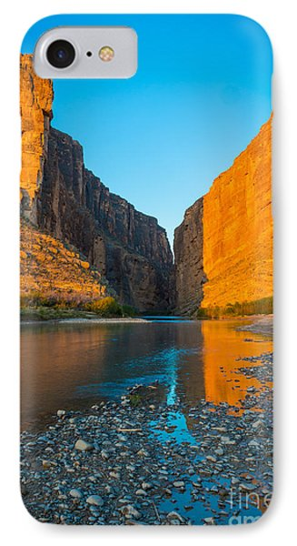 Santa Elena Dawn IPhone Case by Inge Johnsson