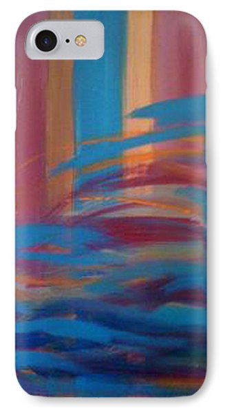 Santa Fe Hues IPhone Case