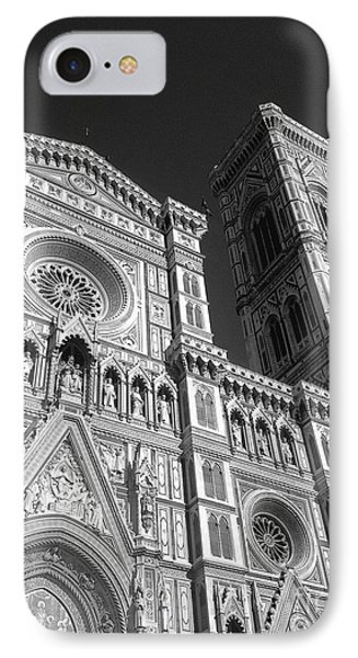 Santa Maria Del Fiore  IPhone Case by Delona Seserman