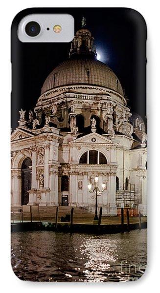 Santa Maria Della Salute At Night IPhone Case