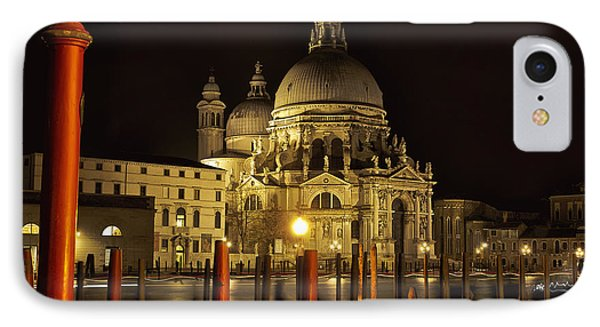 Santa Maria Della Salute IPhone Case by Marion Galt