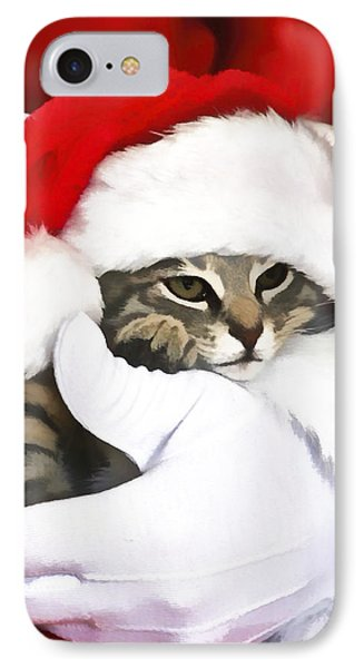 Santa Paws IPhone Case