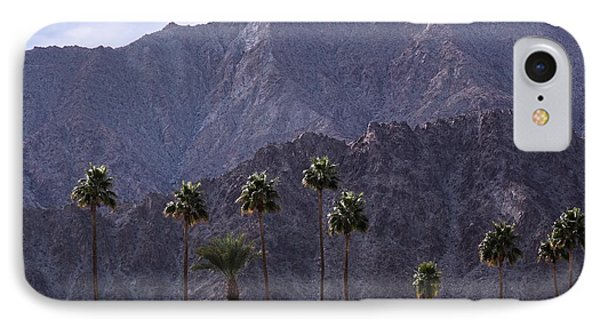 Santa Rosa Mountains IPhone Case