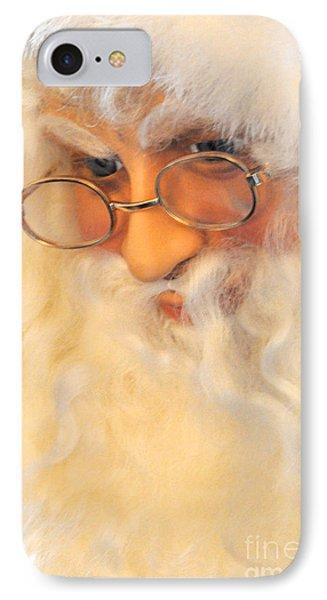 Santa's Beard IPhone Case