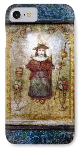 Santo Nino De Atocha IPhone Case by Savannah Gibbs