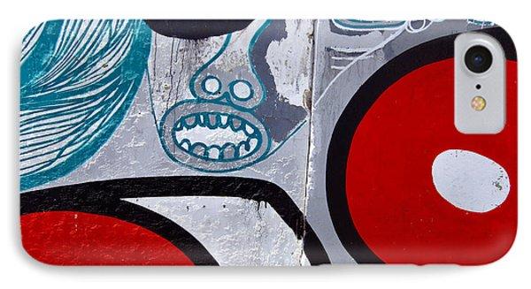 Sao Paulo Graffiti I Phone Case by Julie Niemela