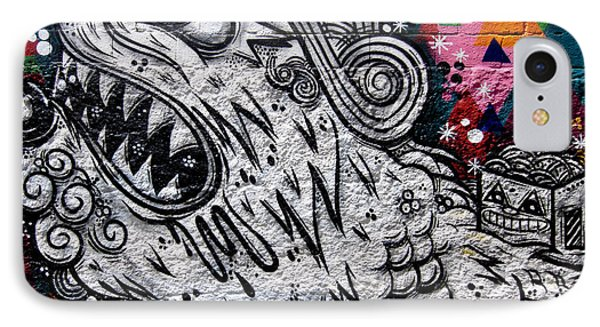 Sao Paulo Graffiti Vii Phone Case by Julie Niemela