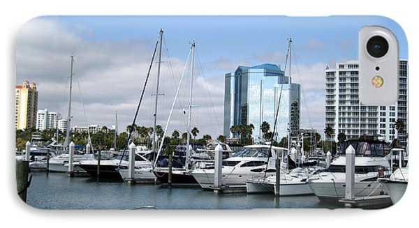 IPhone Case featuring the photograph Sarasota Fl Usa by Oksana Semenchenko
