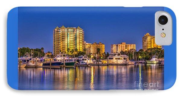 Sarasota Skyline IPhone Case