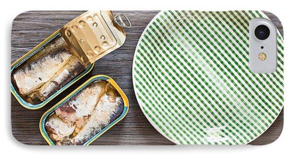 Sardines IPhone Case by Tom Gowanlock