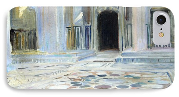 Sargent's Pavement In Cairo IPhone Case by Cora Wandel