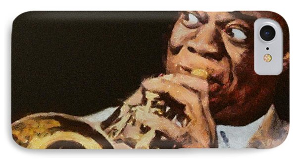 Satchmo IPhone Case by Dragica  Micki Fortuna
