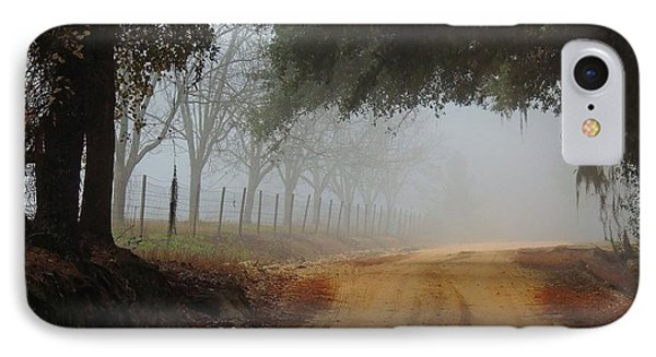 Satilla River Road IPhone Case by Laura Ragland