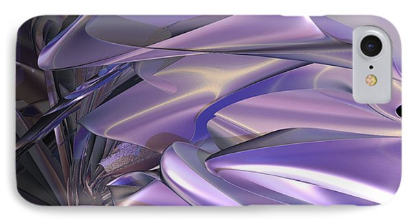 Satin Wing By Jammer Phone Case by First Star Art