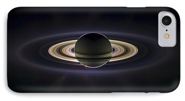 Saturn IPhone 7 Case