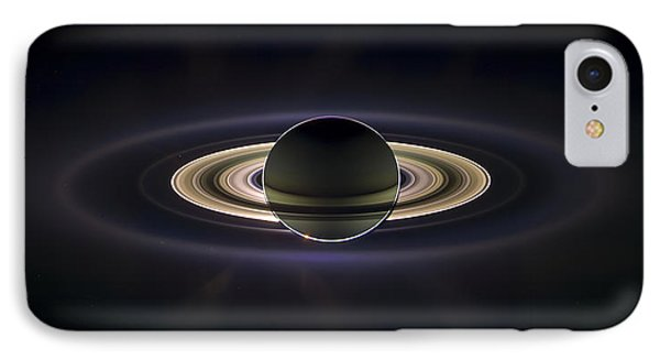 Saturn IPhone Case by Adam Romanowicz