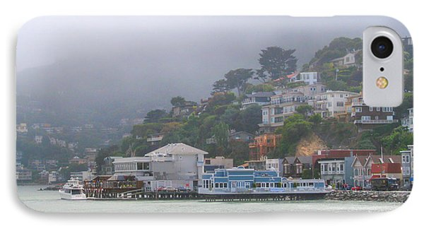 Sausalito Mists IPhone Case